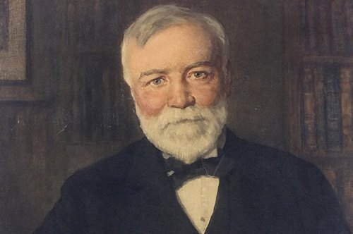 Andrew Carnegie Pictures