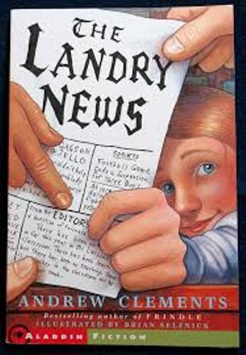 Andrew Clements Book