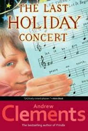 Andrew Clements Pic