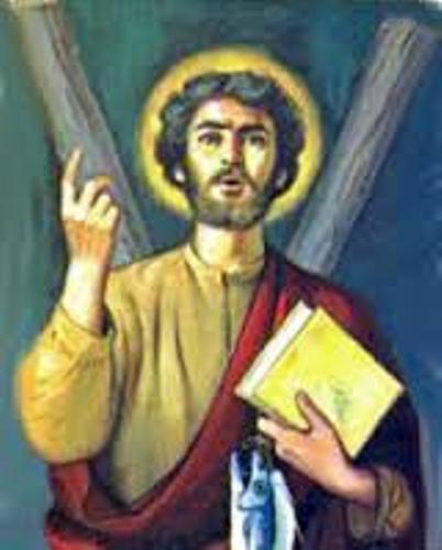 Andrew the Apostle Pic