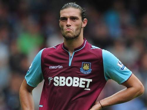 Andy Carroll in Action