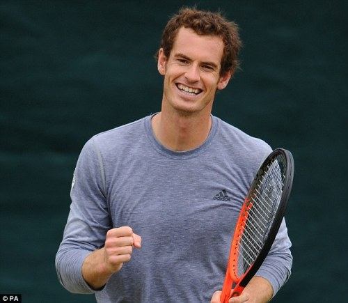 Andy Murray Pic