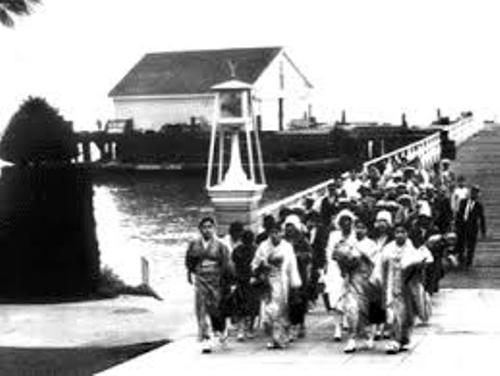 Angel Island History