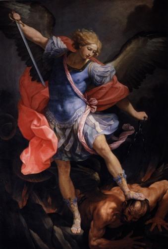 Angel Michael Image