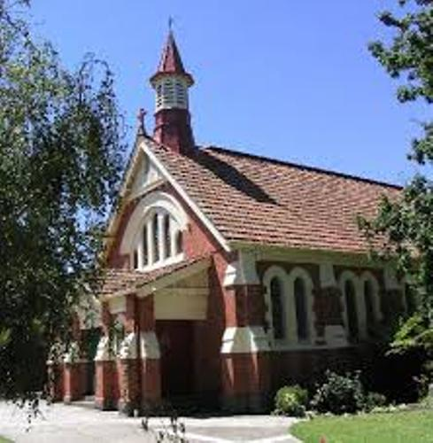 Anglican Church Image