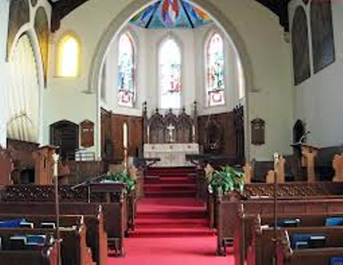 Anglican Church Inside