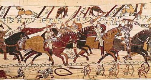 Anglo Saxon England Image