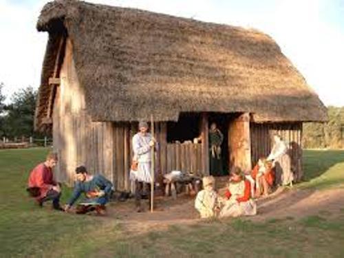 Anglo Saxon's Home