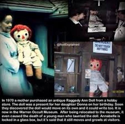 Annabelle The Real One
