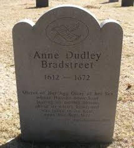 Anne Bradstreet Grave