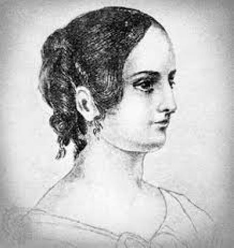 Anne Bronte Painting