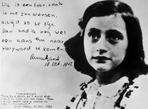 Anne Frank Image