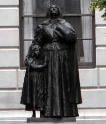 John Cotton Minister England Colonial: 10 Facts About Anne Hutchinson