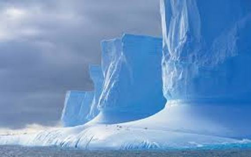 Antarctica Ice