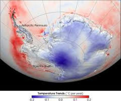Antarctica's Climate Facts