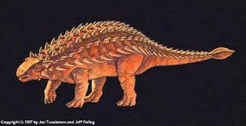 Facts about Ankylosaurus