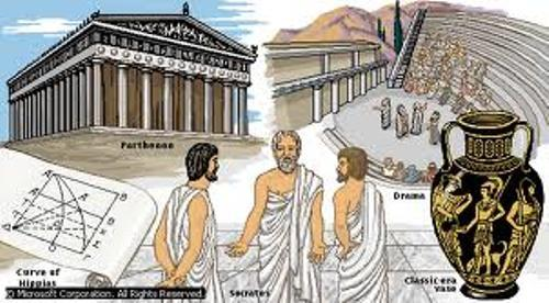facts about Ancient Greek Culture