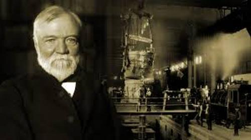 facts about Andrew Carnegie