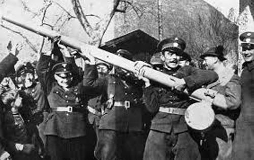 Anschluss Facts