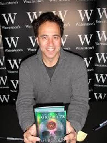 Anthony Horowitz Writer