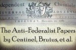 10 Facts about Anti-Federalists
