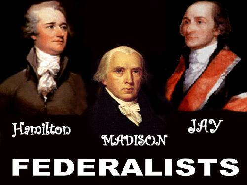 the history of federalist government Federalism is a type of government in which the power is divided between the national government and other governmental units it contrasts with a unitary government, in which a central authority holds the power, and a confederation, in which states, for example, are clearly dominant while the.