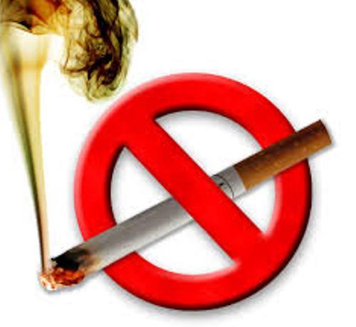 Anti Smoking Sign