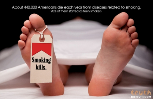 Anti Smoking