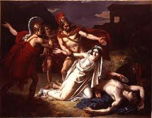 Antigone Tragedy