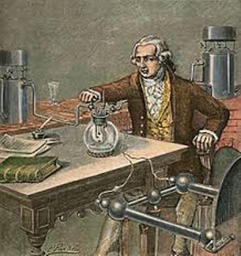 Antoine Lavoisier Experiment