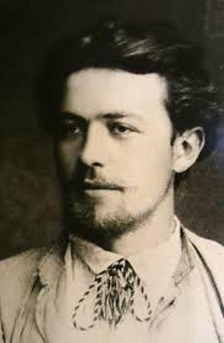 Anton Chekhov Young