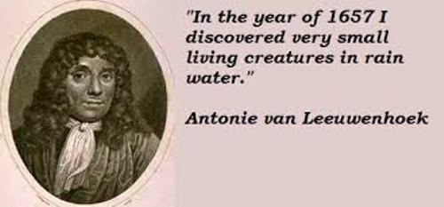 Anton van Leeuwenhoek Quote