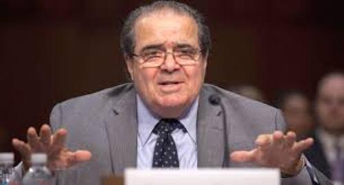 Antonin Scalia facts