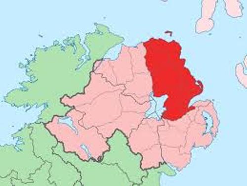 Antrim Map