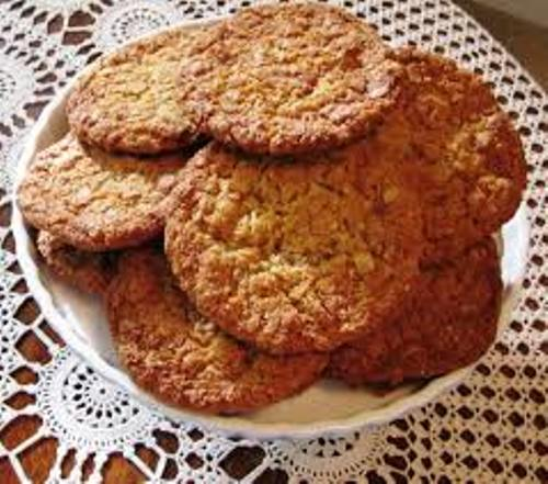 Anzac Biscuit Facts