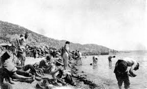 Anzac Cove Camp
