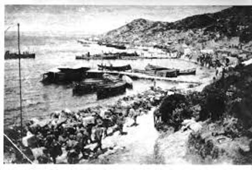 Anzac Cove Pic
