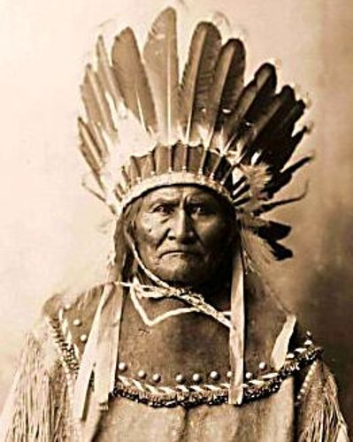 Apache Clothes