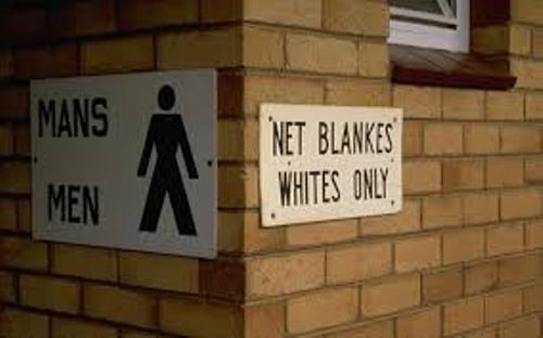 Apartheid Facts