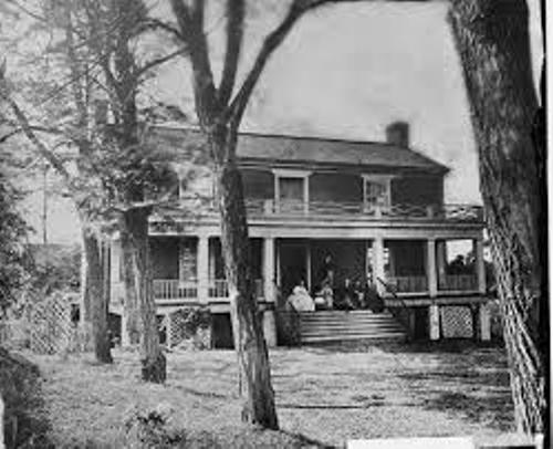Appomattox Court House Image