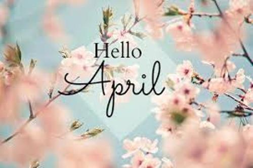 April Hello