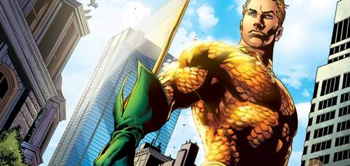 Aquaman DC Comics