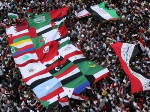 Arab Spring Images