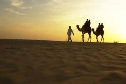 Arabian Desert Tour