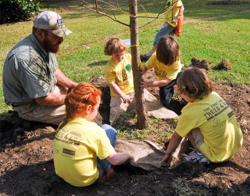 Arbor Day Kids