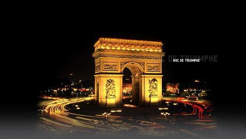 Arc de Triomphe Images