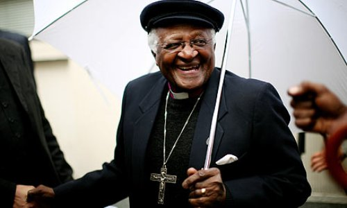 Archbishop Desmond Tutu Pictures