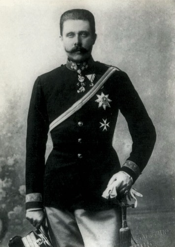 Archduke Franz Ferdinand Facts