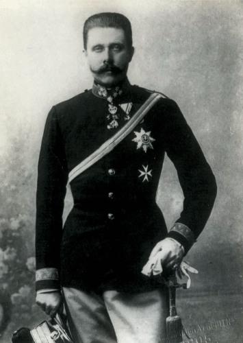 Archduke Franz Ferdinand Facts