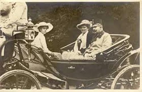 Archduke Franz Ferdinand Image